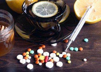 Когда наступает простуда: лечение таблетками и народными средствами | Деринат