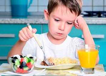 Что делать, если после ОРВИ ребенок плохо ест? | Деринат