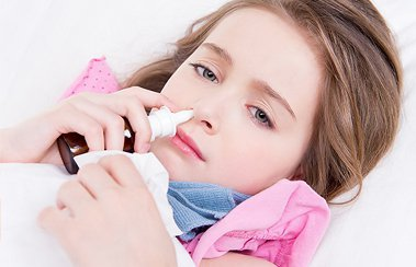 Деринат Уход при заболевании придаточных пазух носа: мамам на заметку