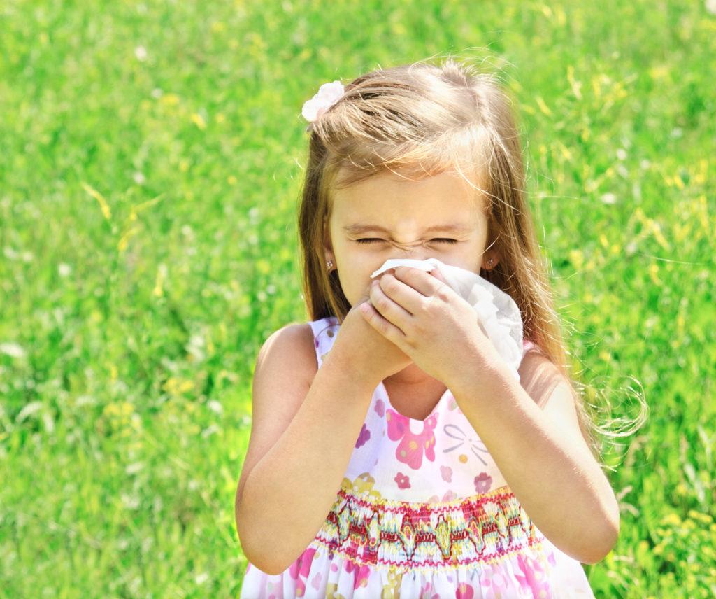 особенности летней простуды у детей