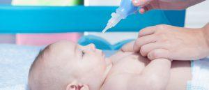 Деринат капли в нос для детей: инструкция по применению