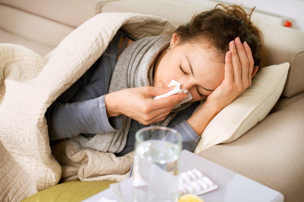 Лечение осложнений после гриппа