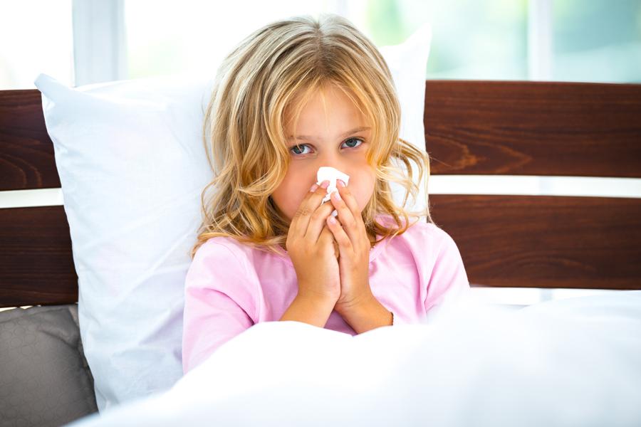 Что приводит к снижению иммунитета у четырехлетнего ребенка?