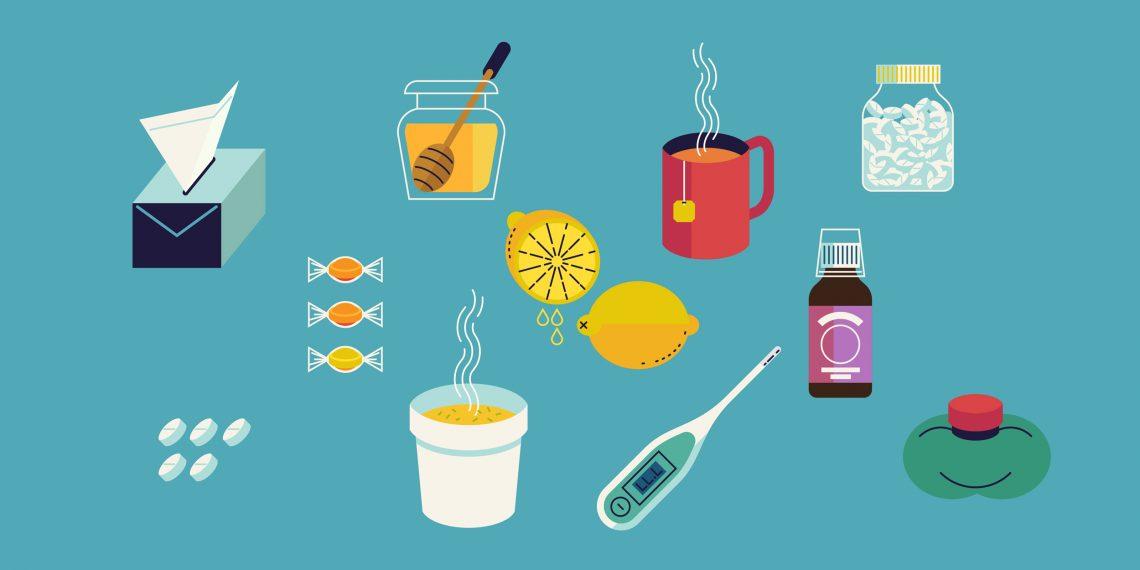 Эффективные противовирусные средства: принцип действия