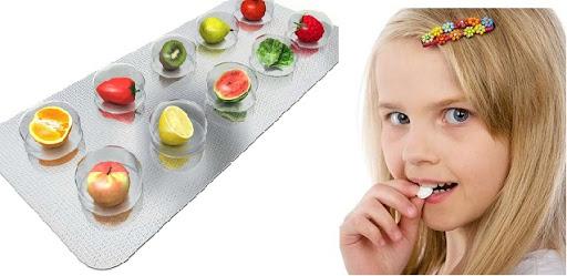 Эффективные витаминные препараты для детей