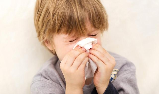 Лечение насморка при простуде