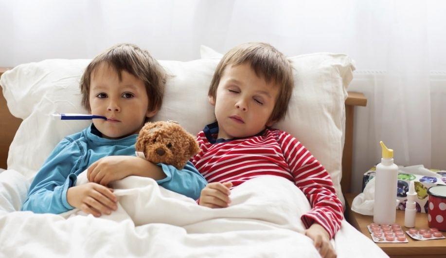 Профилактика простуды у детей разного возраста