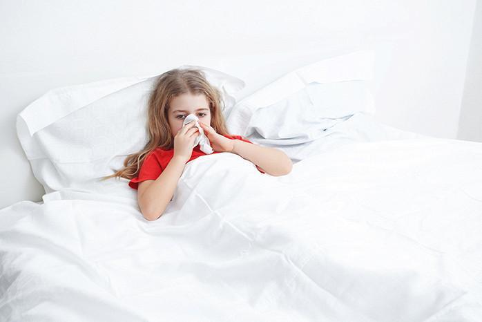 Симптомы и профилактика гриппа у детей