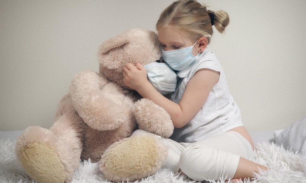 Противовирусное средство для детей