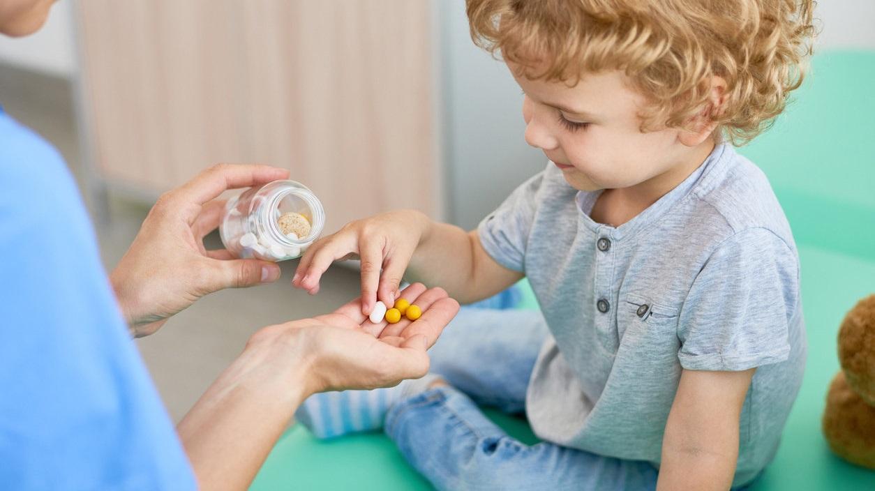 Выбор противовирусного средства для детей