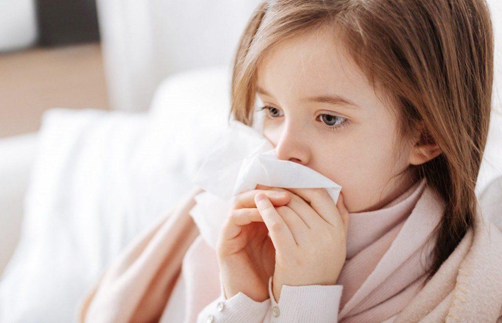 Частые болезни у ребёнка летом