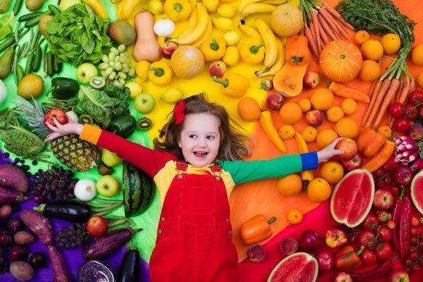 Фрукты и овощи для иммунитета