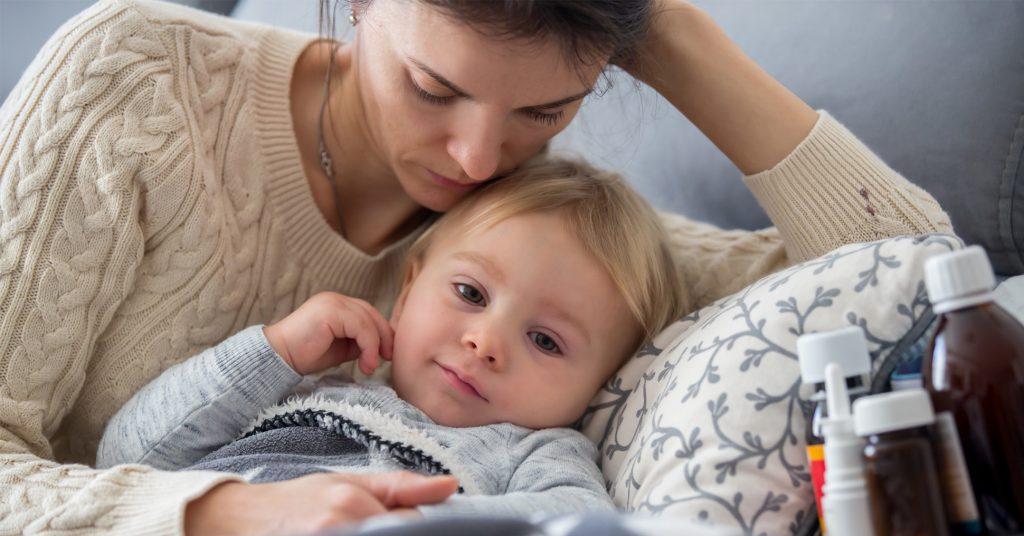Грипп у ребенка в 3 года: чего ждать родителям, как предупредить болезнь и избежать серьезных последствий