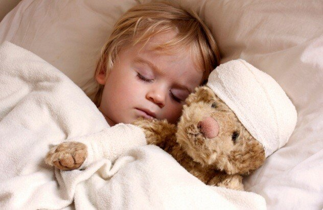 Как поднять иммунитет ребёнку, часто болеющему ОРЗ?